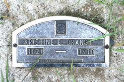 Kristine E Brandt