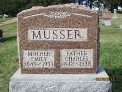 Charles Oliver Musser