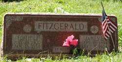 Edith Delacy Lacy <i>Bell</i> Fitzgerald