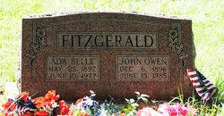Ada Belle <i>Williams</i> Fitzgerald