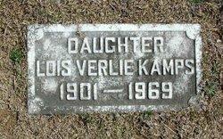 Lois Verlie <i>Kirk</i> Kamps