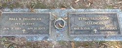 Ethel Margaret <i>Bradshaw</i> Dellinger