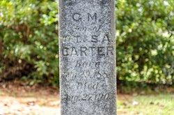 G. Marvin Baze Carter