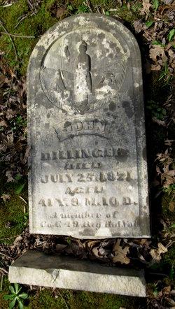 Pvt John Dillinger