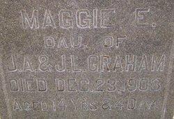 Maggie E Graham