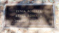 Zenia Violet <i>Rogers</i> Roberts