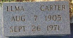 Elma F. <i>Richardson</i> Carter