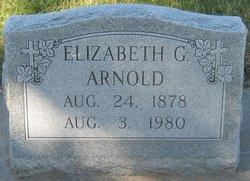 Elizabeth G Arnold
