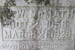William Wesley McMath