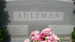 Susan <i>Burney</i> Aultman