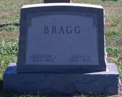 Sarah Ann <i>Kent</i> Bragg