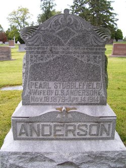 Pearl <i>Stubblefield</i> Anderson