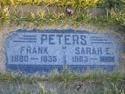 Sarah Ellen <i>Fraughton</i> Peters