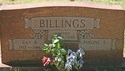 Ray B. Billings