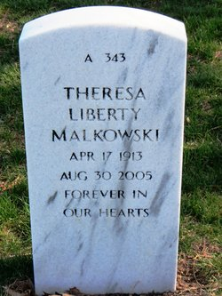 Theresa Liberty Malkowski