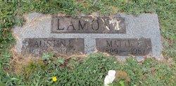Mattie E. <i>Ward</i> Lamont