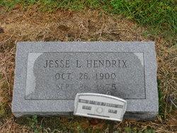Jesse L Hendrix