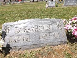 Ben F. Strayhorn