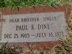 Paul K. Dine