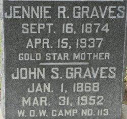 Jennie R. <i>Wiley</i> Graves