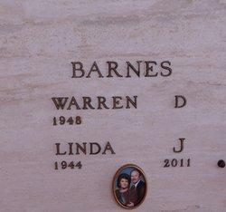 Linda June <i>Parker</i> Barnes