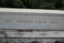 Alphonse Joseph Nick