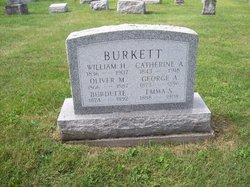 Burdette Burkett