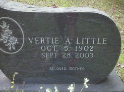Vertie Alice Little
