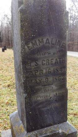 Emeline <i>Williamson</i> Creath