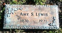 Ruama Amy <i>Smith</i> Lewis