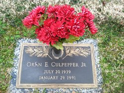 Oran Earl Sonny Culpepper, Jr