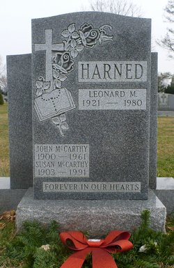 Leonard Michael Harned