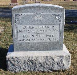 Ellen Nancy <i>Carroll</i> Baker