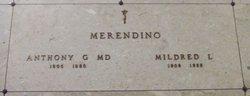 Anthony G Merendino