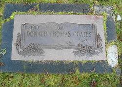 Donald Thomas Tom Coates