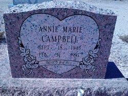 Annie Marie Campbell