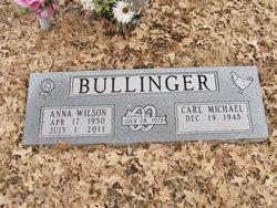 Anna <i>Wilson</i> Bullinger