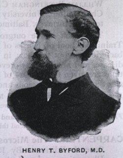 Dr Henry Turman Byford