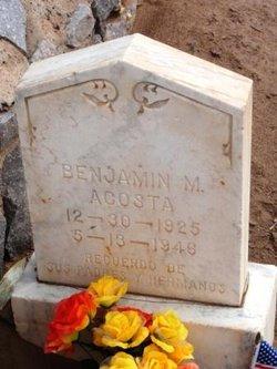 Benjamin M Acosta