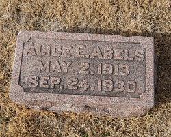Alice E. Abels