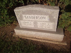 Caroll M. Sanderson