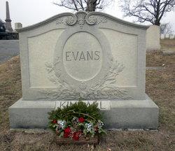 Mary <i>Palmer</i> Evans