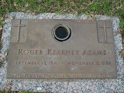 Roger Kearney Adams