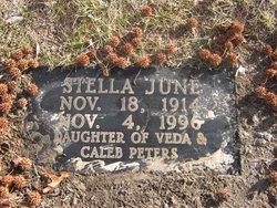 Stella June <i>Peters</i> Corson