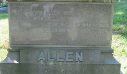 Susan C. <i>Witherell</i> Allen