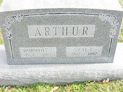 Dorothy J. Arthur