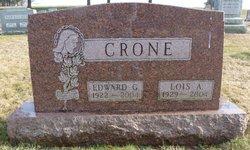 Edward George Crone