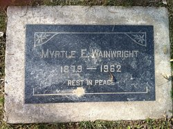 Myrtle Edith <i>Simpson</i> Wainwright