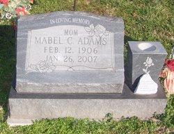 Mabel <i>Carver</i> Adams