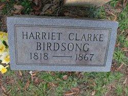 Harriet Clarke Birdsong